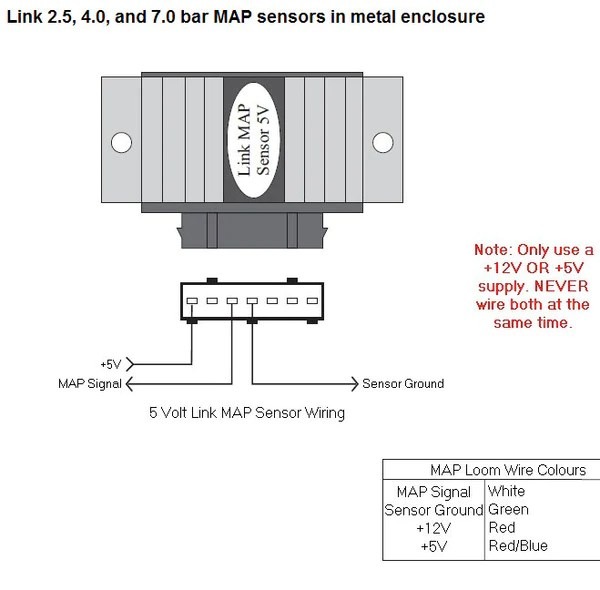 map sensor wiring diagram 1994 toyota electrical wiring diagrams rh wiringforall today Ford O2 Sensor Wiring Ford O2 Sensor Wiring