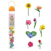 Flowers TOOB® | Mini Garden Floral Toys | Safari Ltd.®