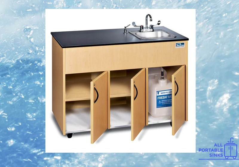 all portable sinks