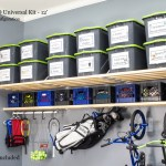 Wall Mounted Garage Storage Shelves Cheaper Than Retail Price Buy Clothing Accessories And Lifestyle Products For Women Men