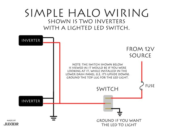 Halo Lamp Wiring Diagram | Wiring Schematic Diagram ... Halo Lighting Wiring Diagram on