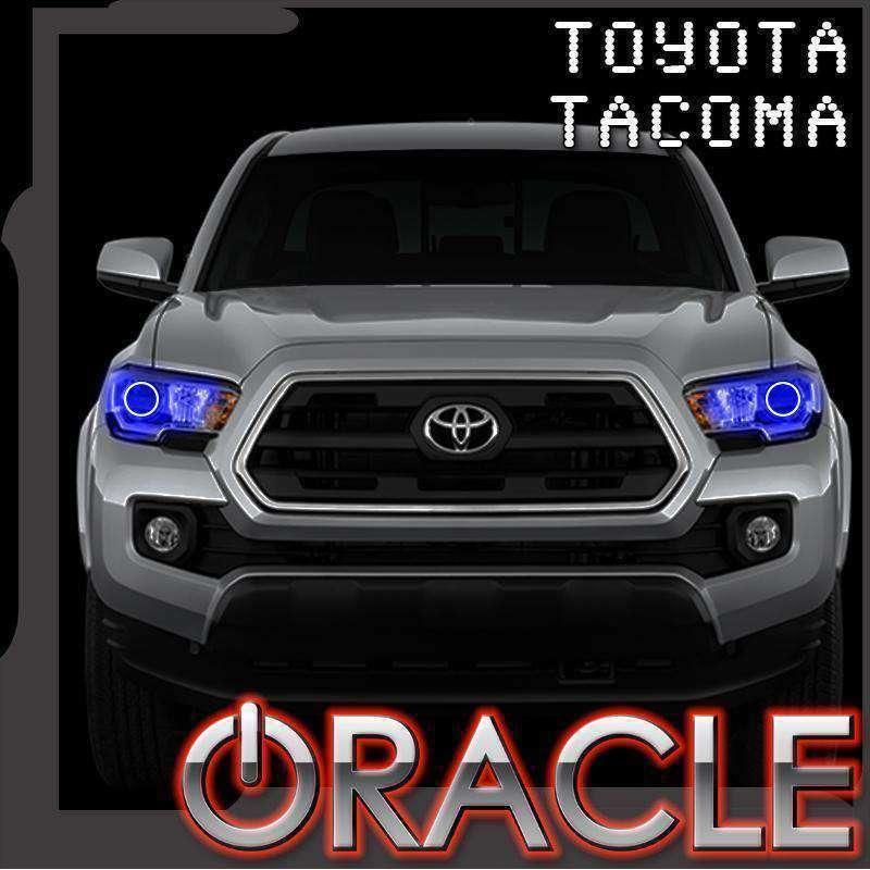 Lights Lifted 2011 Led Toyota Tacoma