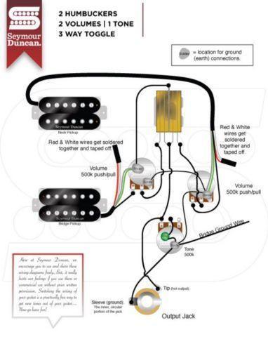 920D Custom Shop Gibson Epiphone 1958 Explorer Wiring
