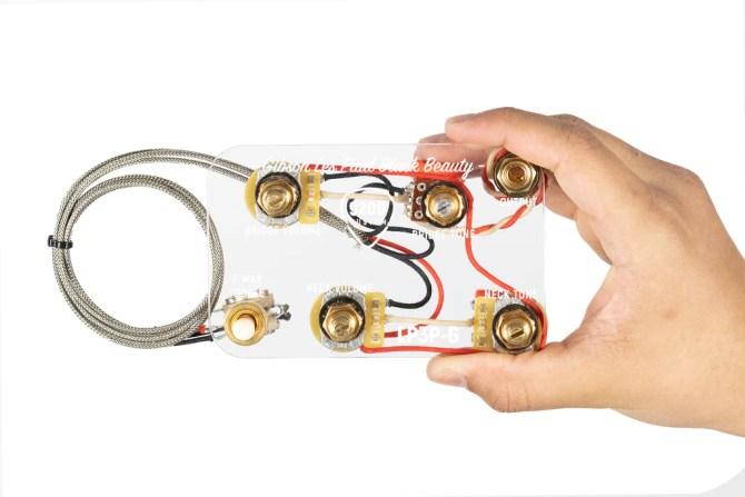 les paul wiring harnesses – 920d custom