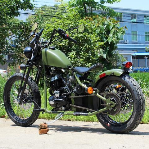 250cc Custom Bobber Chopper Motorcycle | Reviewmotors co