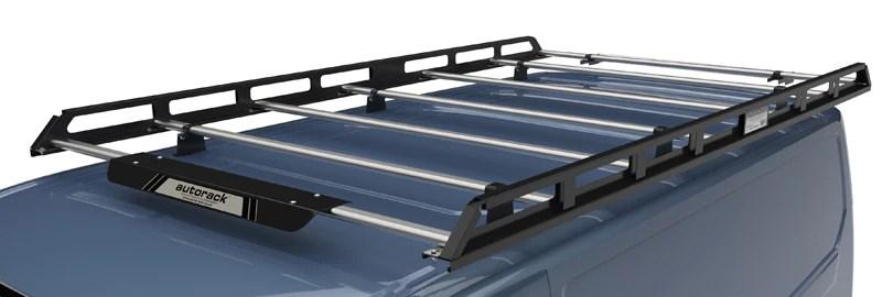 van roof racks autorack products ltd