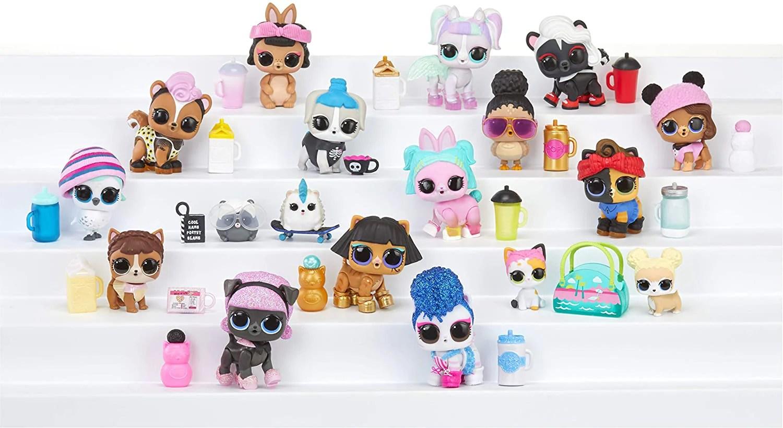 L O L Surprise Surprise Pets Ball Series 4 Collectible Dolls Idat