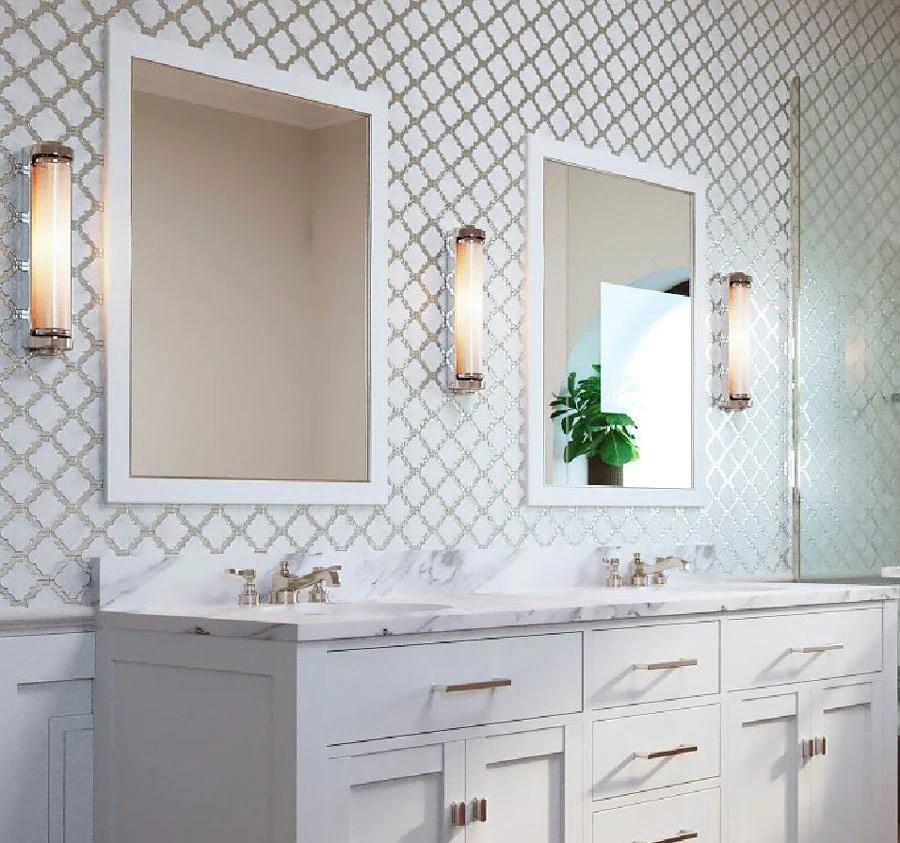 coordinating bathroom fixtures and tile
