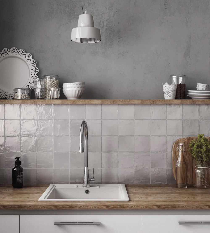 mallorca grey ceramic tile 4x4