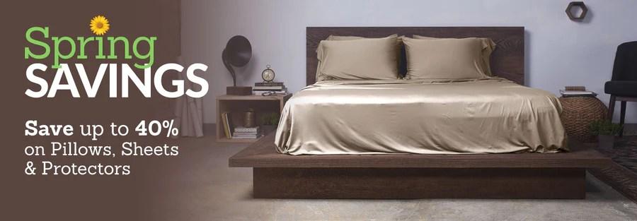 shop purecare pillows city mattress