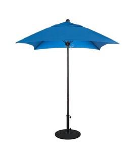 venture series 6 square fiberglass commercial grade umbrella