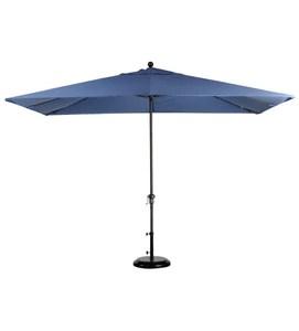 california umbrella 11x8 rectangular market umbrella sunbrella