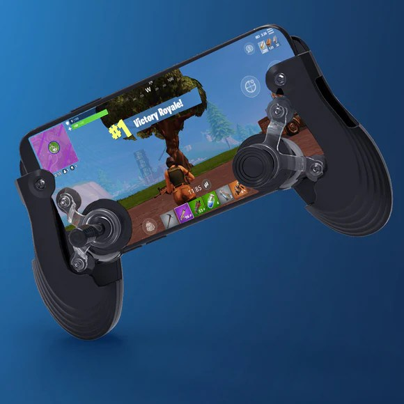 Touch Screen Mobile Controller Mini Gamepad Joystick For