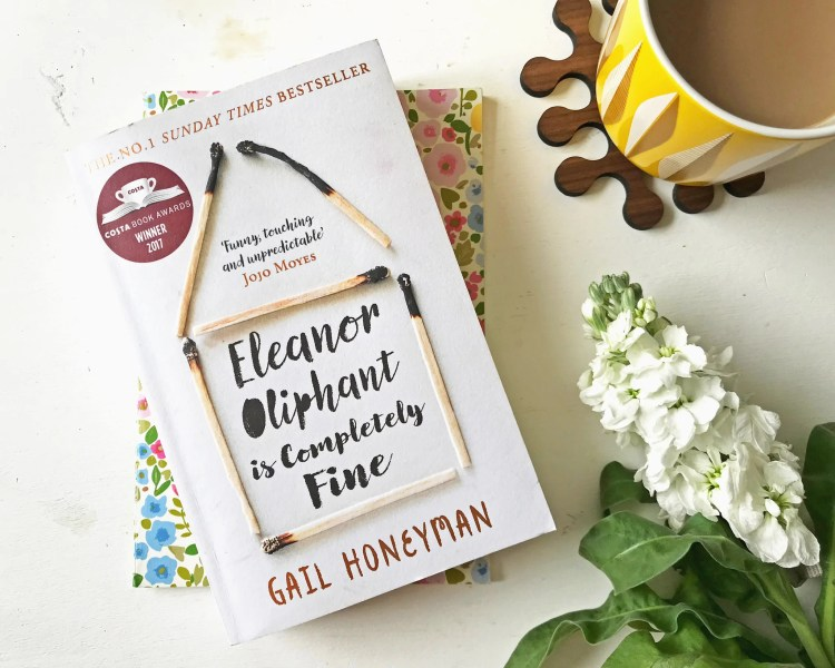 Book Club   Eleanor Oliphant is completely fine by Gail Honeyman     book club eleanor oliphant