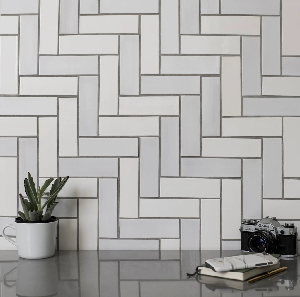 how to choose the perfect subway tile color and pattern mercury mosaics