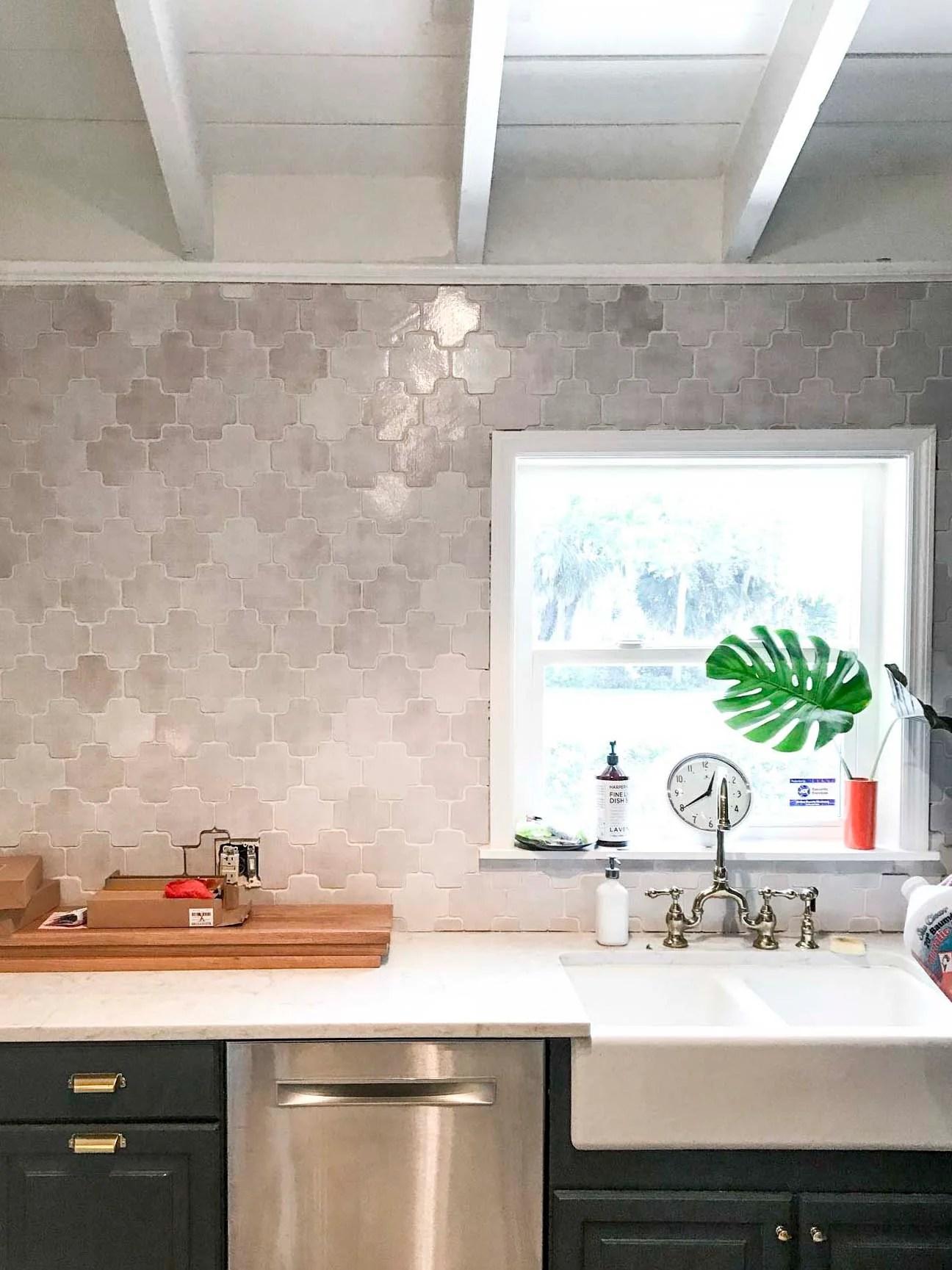 create geometric tile patterns