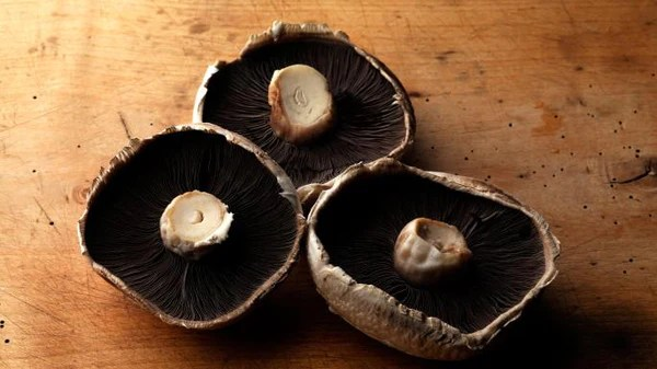 Mushrooms are a magical way to get vegan protein