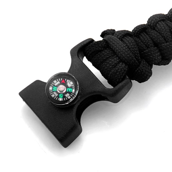 Fashion Climbing Emergency Outdoor Multifunctional Paracord Umbrella     Fashion Climbing Emergency Outdoor Multifunctional Paracord Umbrella Rope  Compass Outdoors Survival Whistle Explore Bracelets