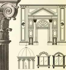 ★Architecture Decorative CAD Blocks