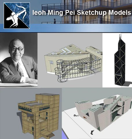 Ieoh Ming Pei Architecture