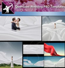 ★PSD Wedding Templates
