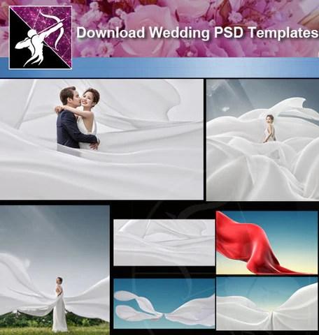 ★PSD Wedding Templates