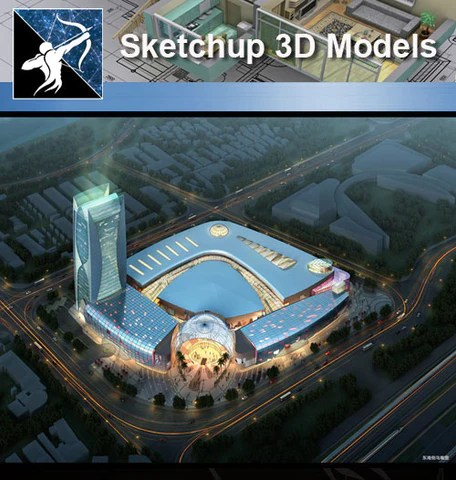 ★Sketchup 3D Models