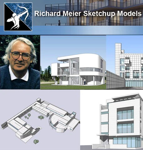 Richard Meier Architecture