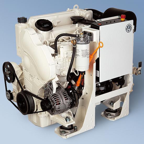 ANNUAL SERVICE KIT VW MARINE SDI 504 Arvor Marine Parts