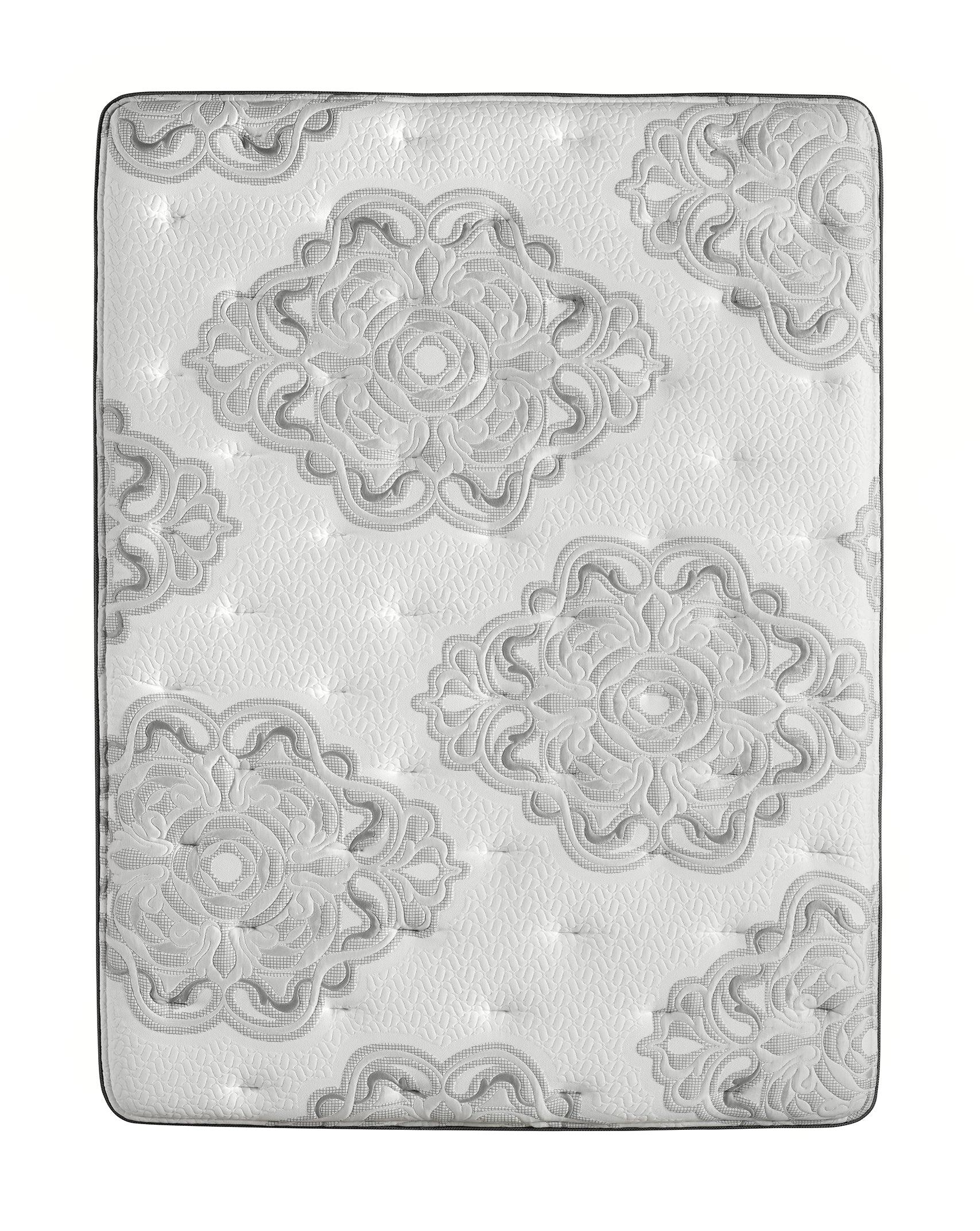 simmons beautyrest platinum fandango plush pillowtop