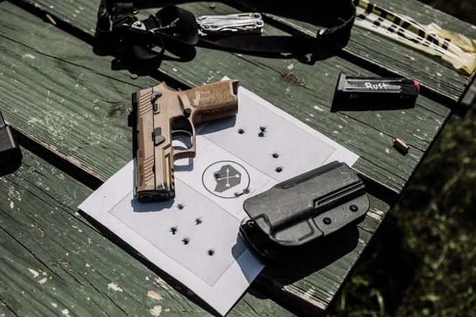 SIG SAUER M18 GUN REVIEW