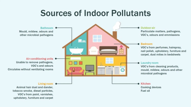 4 Ways to Improve Indoor Air Quality