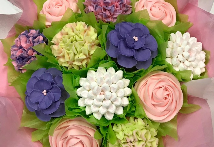 Cupcake Bouquets Edible Floral Gifts