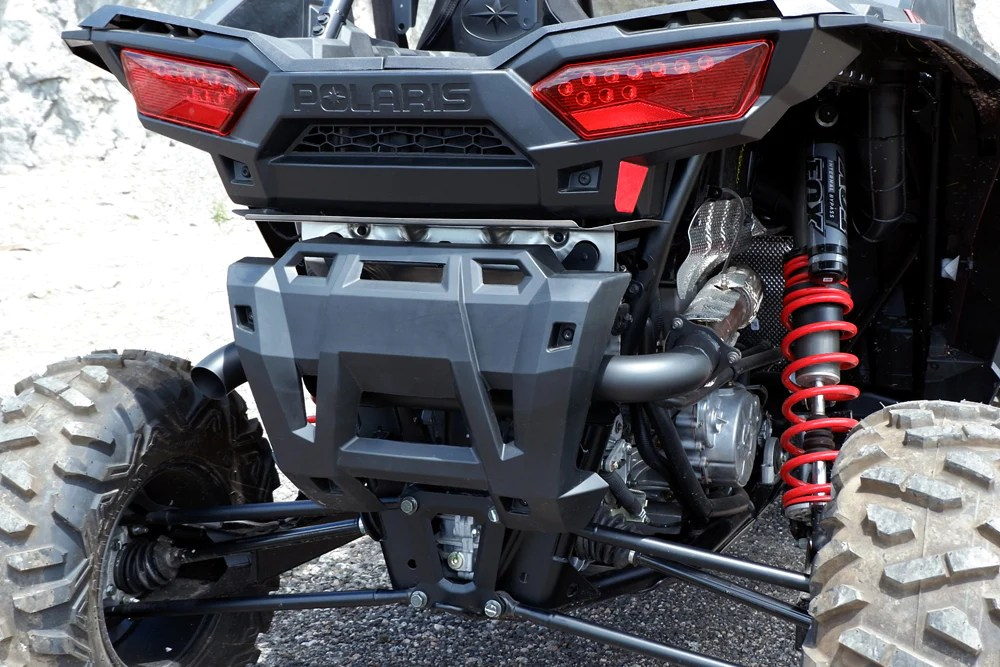2016 2019 polaris rzr xp turbo trail muffler