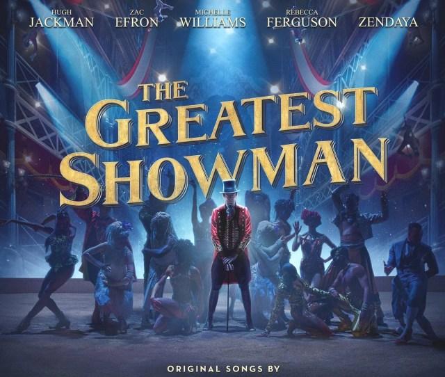 The Greatest Showman Soundtrack Vinyl Lp Download Card