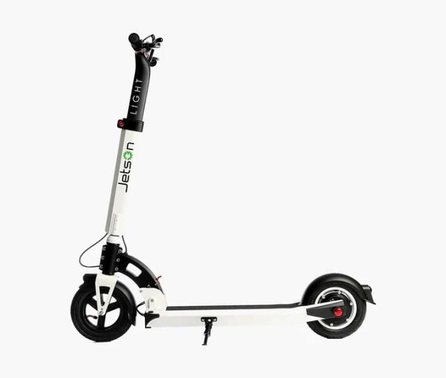 Breeze Light Folding Electric Scooter