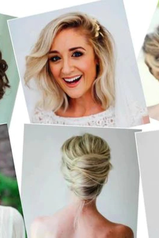 our favourite wedding guest hairstyles & fascinators to match