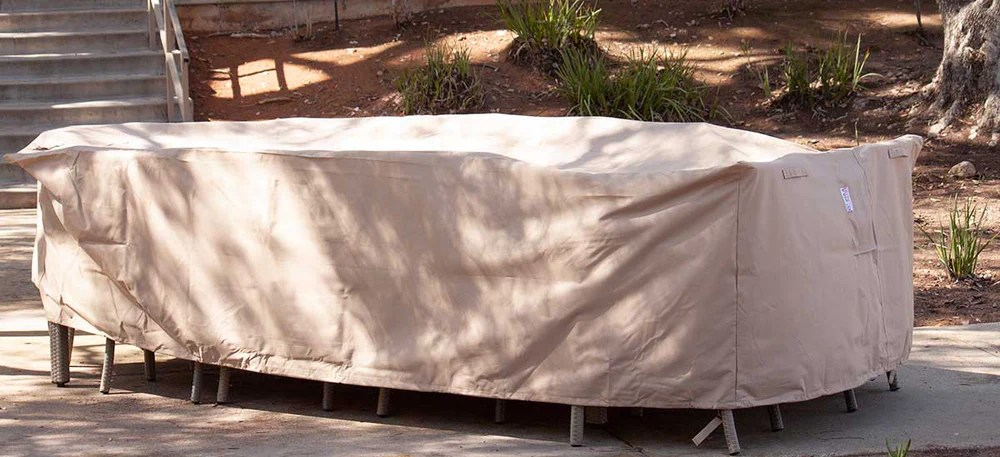 outdoor table covers round table cover