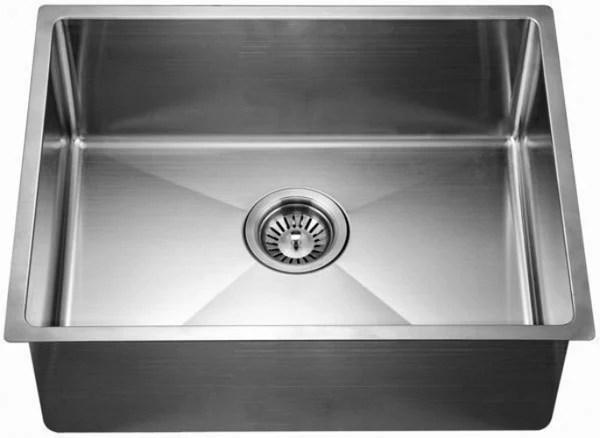 dawn 22 undermount stainless steel kitchen sink