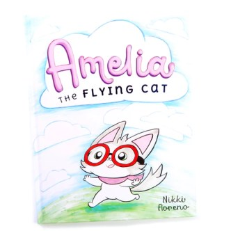 Amelia the Flying Cat