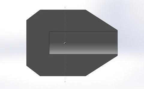 Center of Pressure to Mass Diagram 3