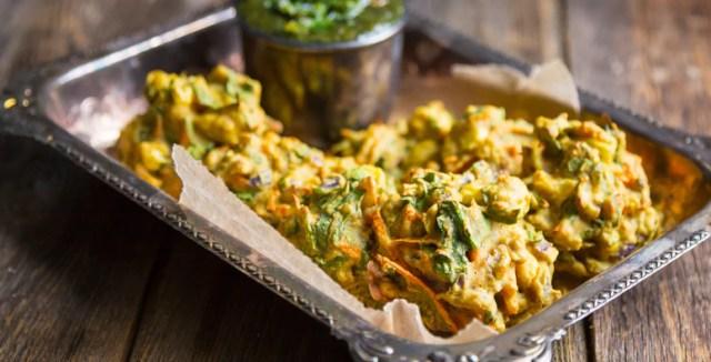 Baked Vegetable Pakora | Vega (US)