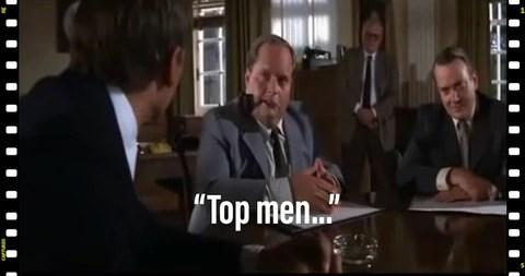 Top Men Indiana Jones Scene