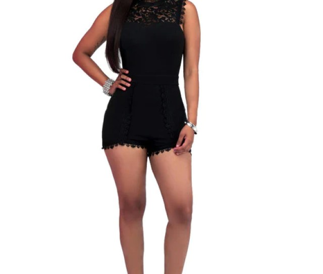 Playtime Sexy Short Playsuit