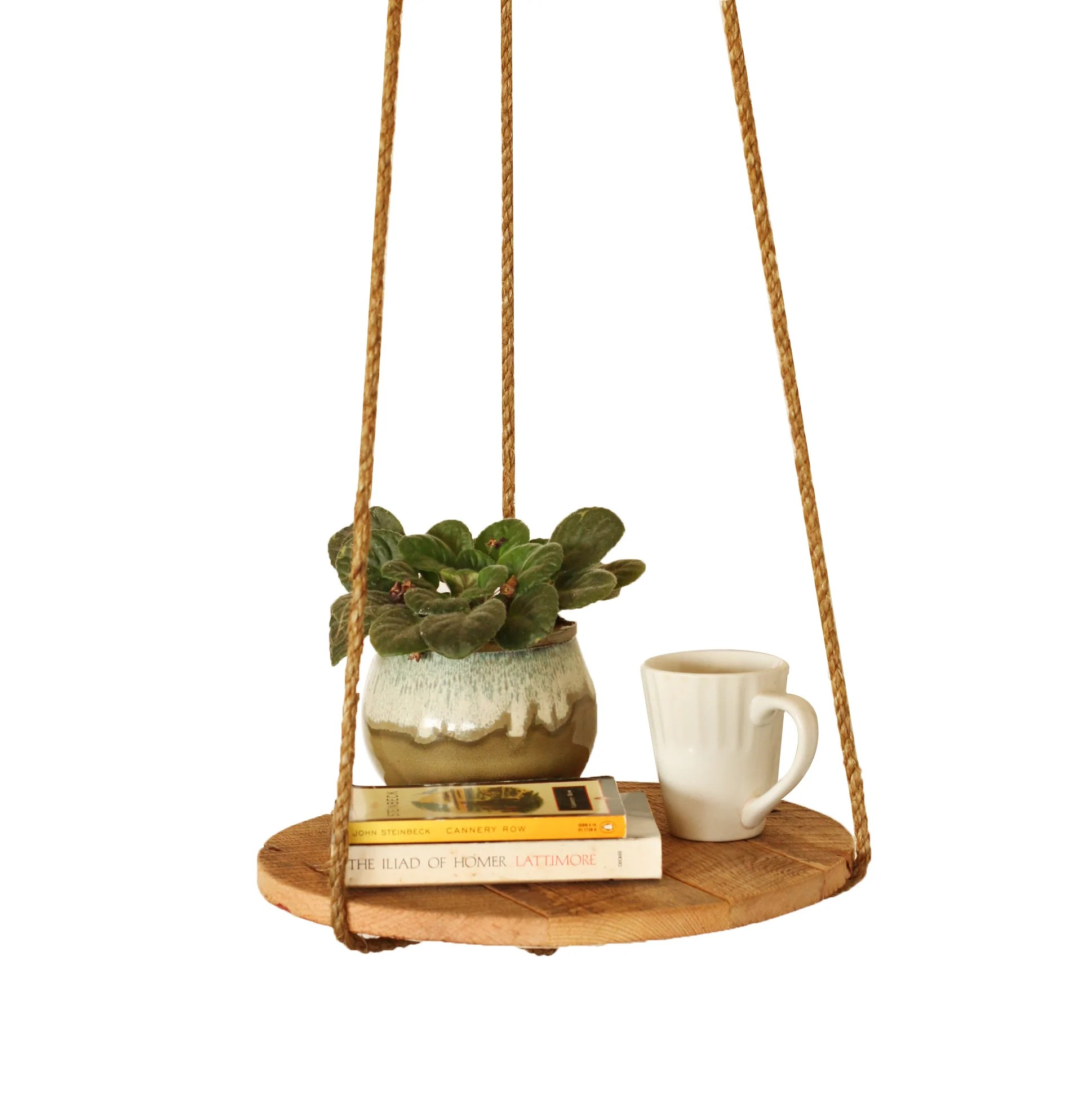 Hanging Plant Stand - Grindstone Design on Hanging Stand For Plants  id=72410
