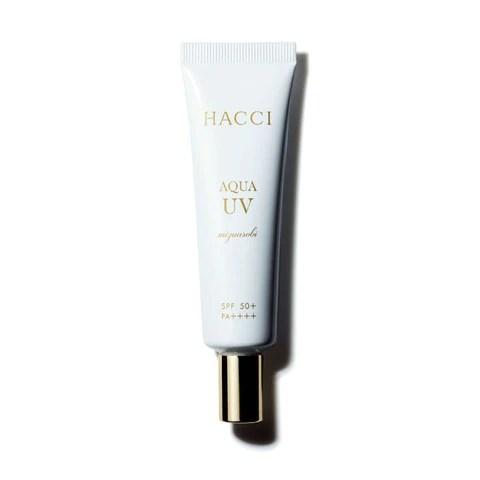 hacci uv sunscreen