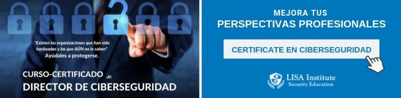 Cursos de Ciberseguridad LISA Institute