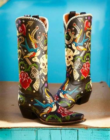 Packer/Logger Boots