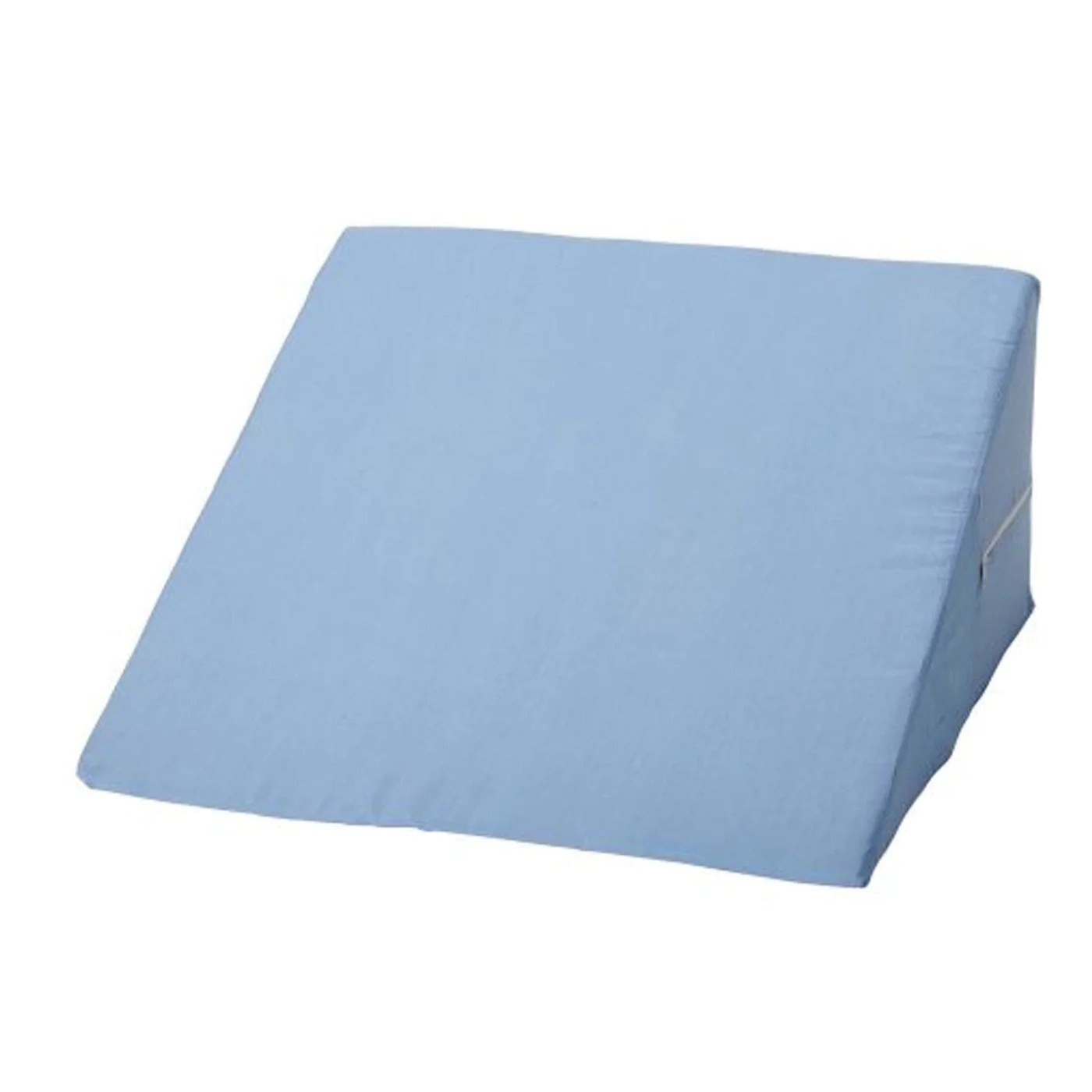foam bed wedge pillow 10 height by