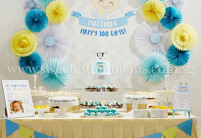 93 Birthday Cake Table Setup My Little Pony Dessert Table